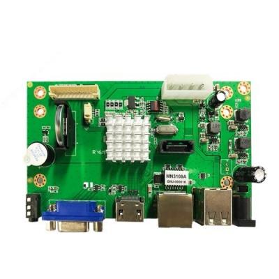 网络硬盘录像机主板 9路模组/MN3109A
