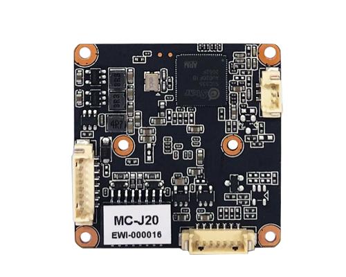 MC-J20 黑光全彩、智能双光模组
